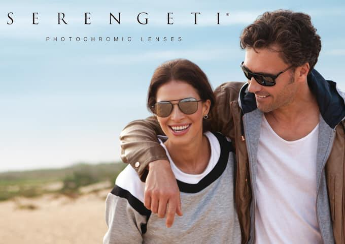 Drive Safe with Serengeti Photochromic Lenses