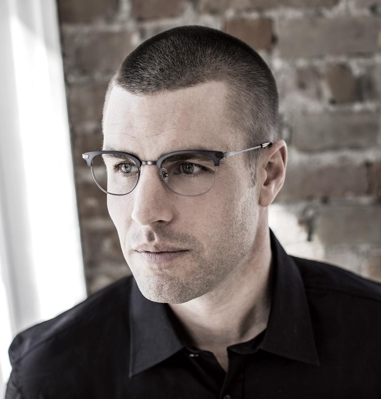 stylish men's glasses