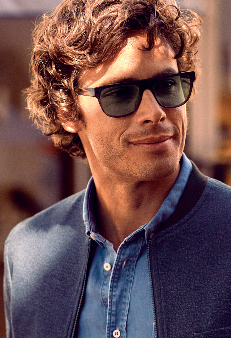 stylish men's frames