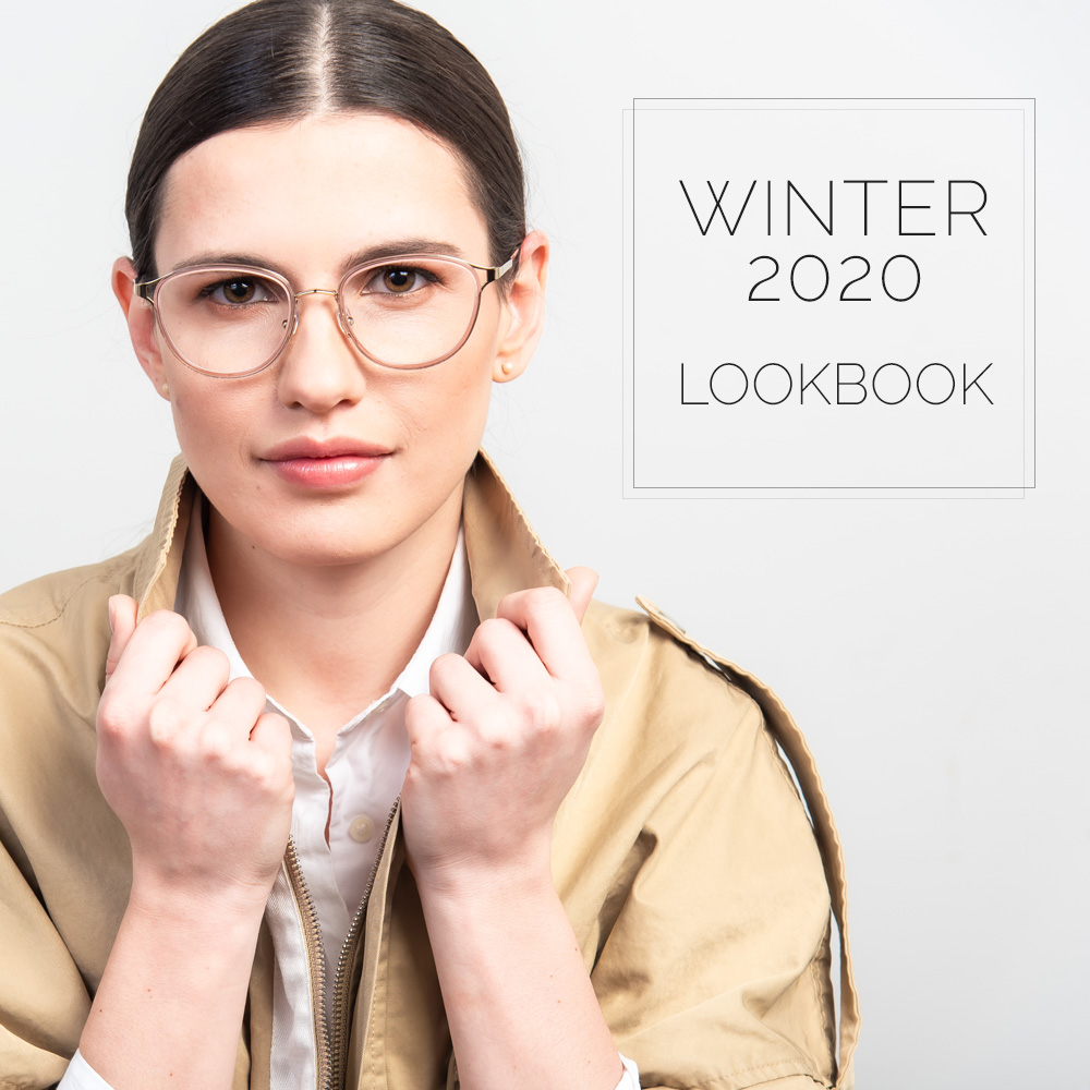Vogue Optical Winter 2020 Lookbook - Fashion Glasses