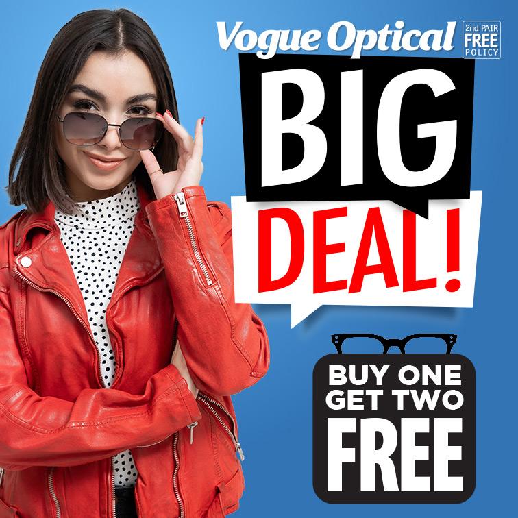 Now Hiring at Vogue Optical